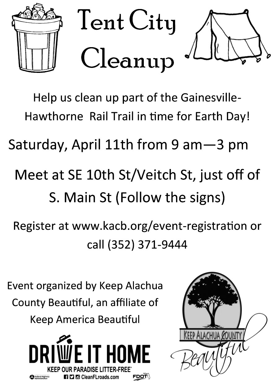 keep alachua county beautiful